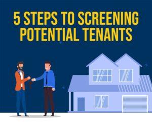 5 Steps to Screening Potential Tenants